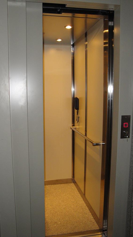 Precio ascensor unifamiliar presupuestos gratis - Precio instalacion ascensor ...
