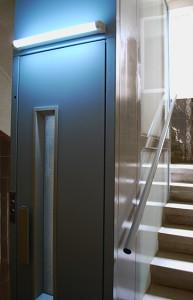 Ascensor Comunidad Vecinos - Por Hueco Escalera