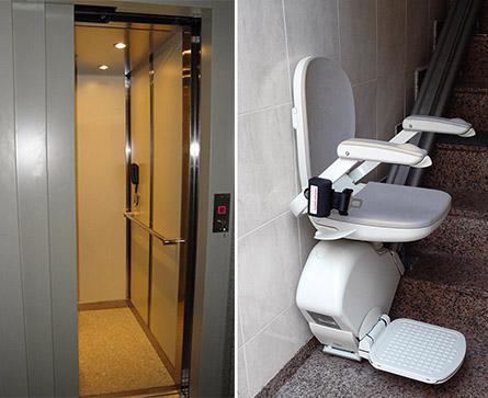 Elevadores para casas for Sillas ascensores para escaleras precios