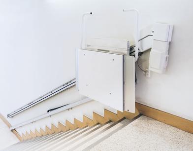 , Escalier en fauteuil roulant pour handicapés   chaise ascenceur
