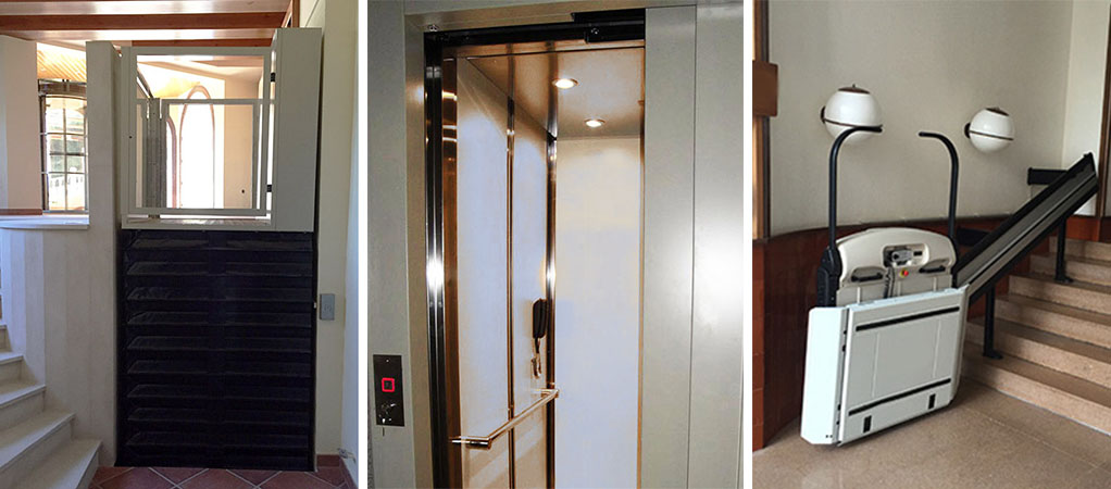 Elevadores para minusv lidos ascensoresymas for Sillas para escaleras minusvalidos