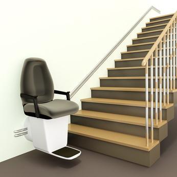Sillas el ctricas para escaleras ascensoresym s for Sillas ascensores para escaleras precios