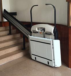 Elevadores para minusv lidos precios ascensoresym s for Sillas ascensores para escaleras precios