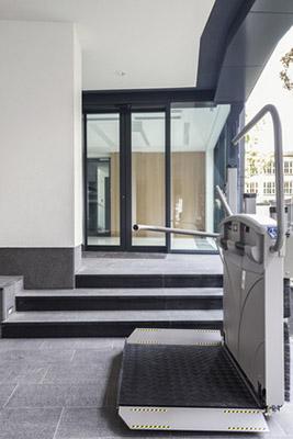 Ascenseurs ou monte-escaliers