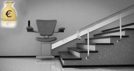 Sillas elevadoras para escaleras precios