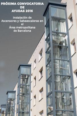 Próxima Convocatoria de Ayudas en el Área Metropolitana de Barcelona