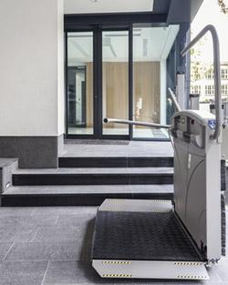 Ascenseurs pour personnes handicapées