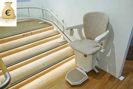sillas salvaescaleras precios tipos y diferencias
