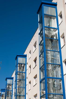 , Ascenseurs extérieurs   prix monte escalier