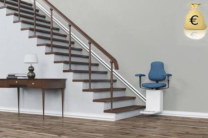 Cu nto cuesta una silla salvaescaleras for Sillas ascensores para escaleras precios