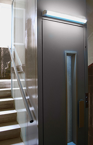 Cu nto tiempo se tarda en instalar un ascensor - Huecos de escalera ...