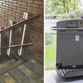 Elevador de Escaleras para discapacitados