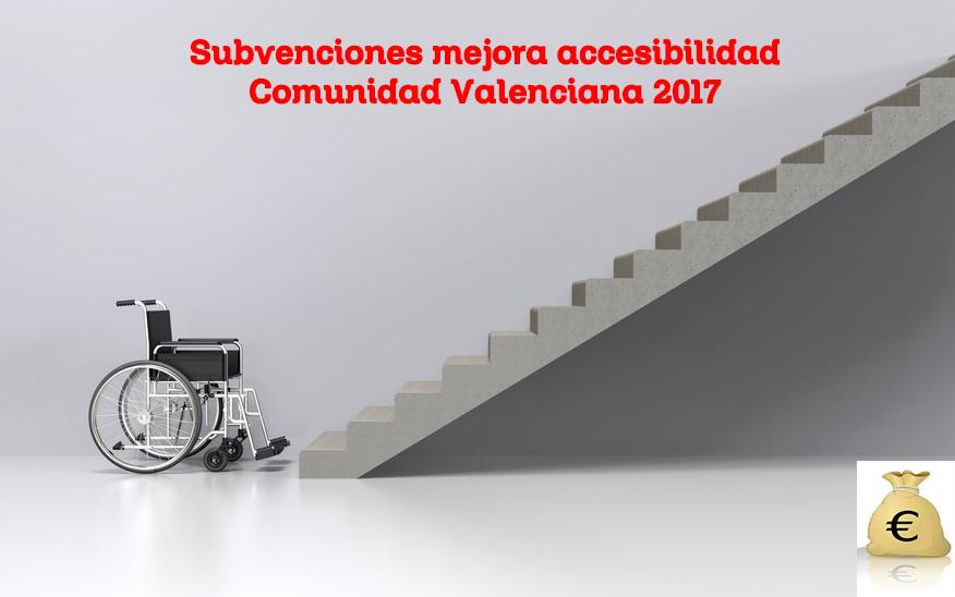 Ayudas instalación de Ascensores y Salvaescaleras en Valencia