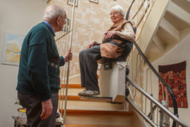 Sillas Salvaescaleras | Ventajas para las personas mayores