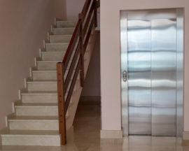 Ascensores en Hueco de Escalera