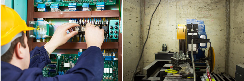 Qu mantenimiento requiere un ascensor for Ascensores unifamiliares sin mantenimiento