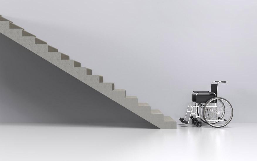 Accesibilidad en el interior de la vivienda