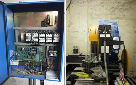 Donde ubicar el motor y el cuadro de maniobra de un ascensor