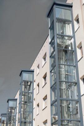 Instalacion y mantenimiento de ascensores para distintas plantas