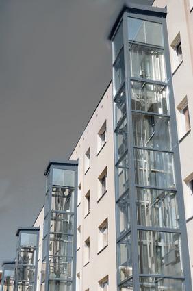 Instalación y mantenimiento de ascensores para distintas plantas