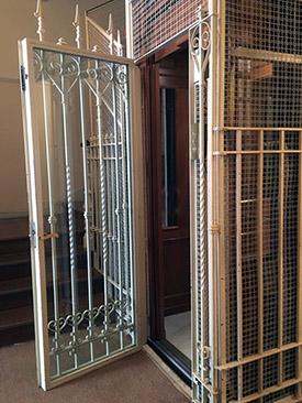 Mantenimiento y conservación del elevador