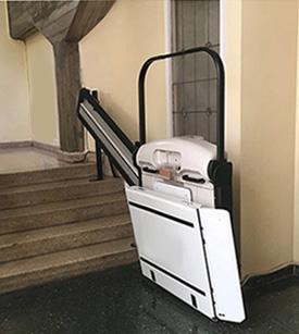 , Monte-escaliers de maintenance: réglementation, sécurité et conseils   monte-escalier