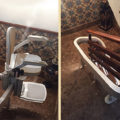 Adaptabilidad de las sillas salvaescaleras
