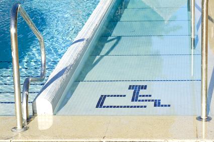Movilidad reducida piscina