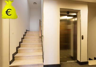 Cuánto cuesta el mantenimiento de un ascensor