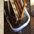 ¿ Cómo se instala una silla salvaescaleras ?