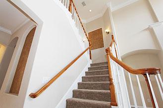 Solutions pour escaliers raides