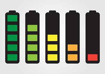 Baterías Salvaescaleras