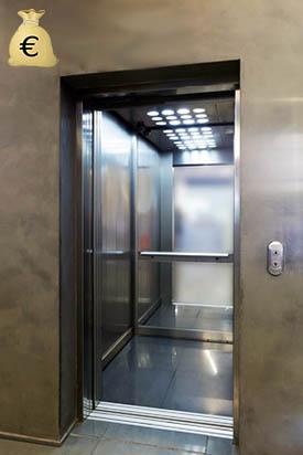 ¿Cuánto cuesta poner un ascensor en una casa?