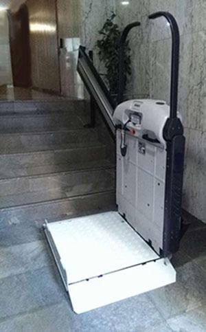 Escalera Plataforma Elevadora