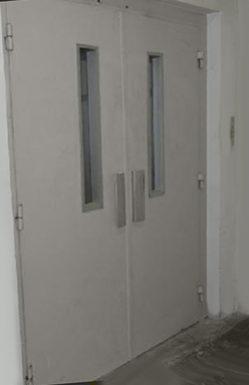 Puertas Cortafuego Montacargas