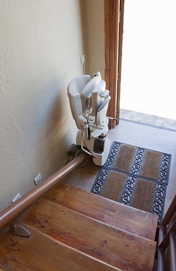 , Est-ce votre Safe Ladder? | Ascensoresymas.com   monte-escalier