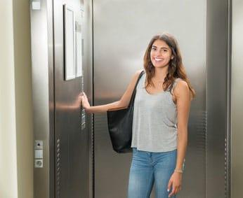Normas de utilización de ascensores