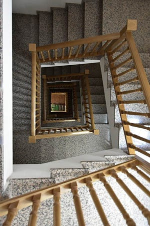 Loi sur les condominiums d'escalier