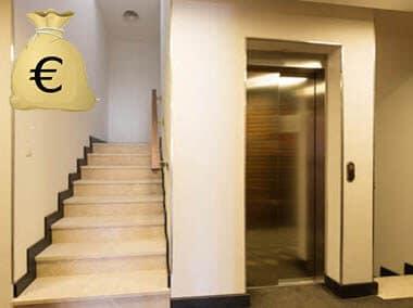 Gastos mantenimiento ascensor comunidad propietarios