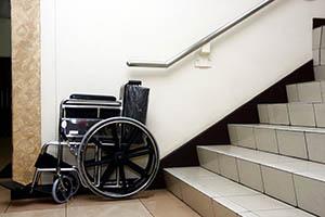 Ayudas para subir y bajar escaleras