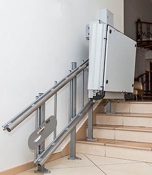 Guide des prix du monte-escalier - Plateformes