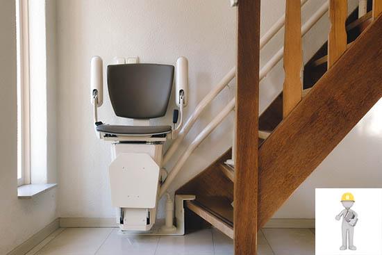 Cuánto tiempo se tarda en instalar una silla salvaescaleras