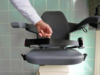 elegir una silla salvaescaleras